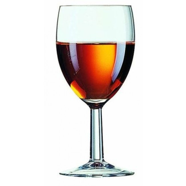 Wine stem glass 15cl – Sold by 12