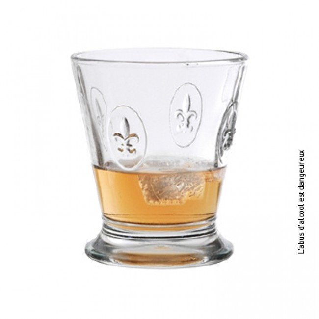 Water tumbler - whisky glass 25cl – Sold by 6