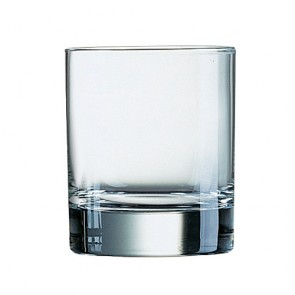 Old fashioned whisky glass 6.7oz / 20cl – Sold by 6 - Islande - Arcoroc