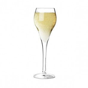 Glass champagne flute 3oz / 9.5cl - Set of 6