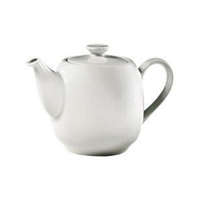 Porcelain teapot 19oz / 55cl white - Sancerre - Pillivuyt