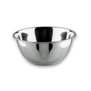 Bassine / cul de poule conique inox Ø 34cm - Bol conique - Lacor