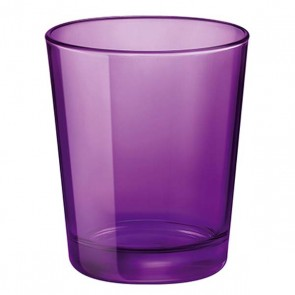 Water goblet 30cl – Mauve – Sold by 6 - Castore - Bormioli Rocco