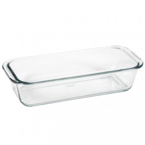 Rectangular glass mold 12 x 5""