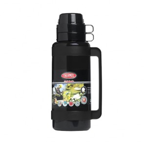 Insulated bottle 60oz / 1.8L black