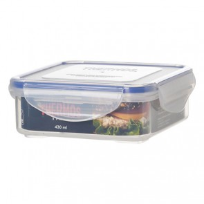 Airtight food container 430ml square - Thermos