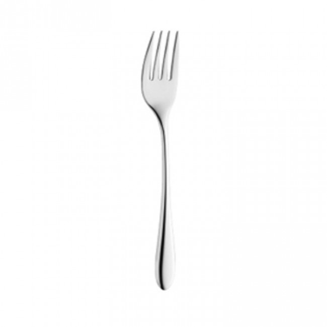 Dessert fork - inox 18/10 3.5mm - Set of 6 – Cuba Amefa