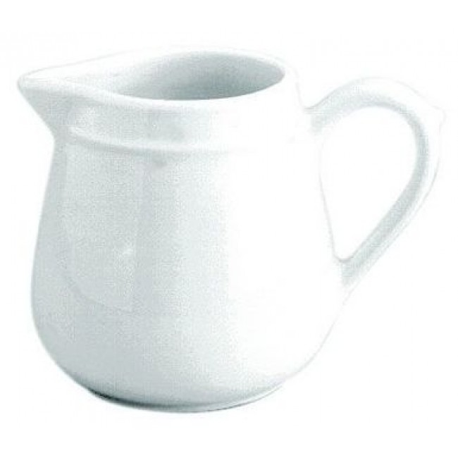 Standard porcelain pot 3oz / 8cl white - Pillivuyt