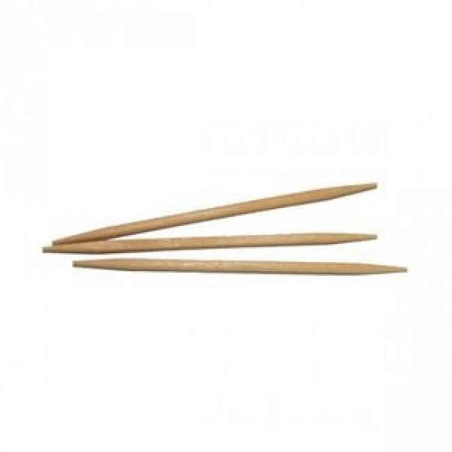 "Wooden toothpicks 2"" / 6.8cm with two sharp ends x 1000"