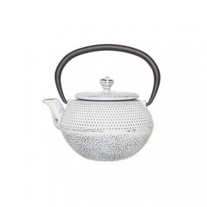 Teapot cream cast iron 0.35 L - Takara - Cosy & Trendy