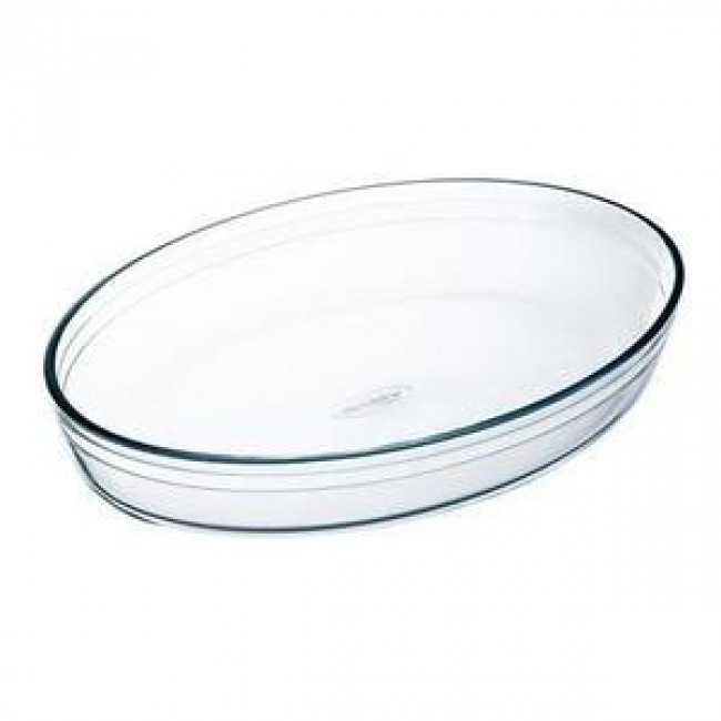 "Glass dish / bowl 11,8"" / 30cm transparent"