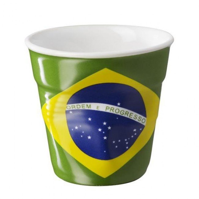 8cl Brasil crumpled tumbler - Expresso cup