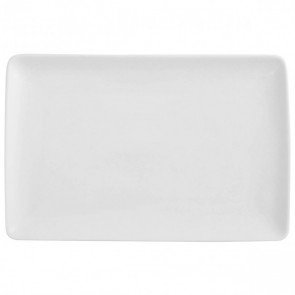 "Rectangular dish 8x5"" / 20x12cm white - Modulo - Guy Degrenne"