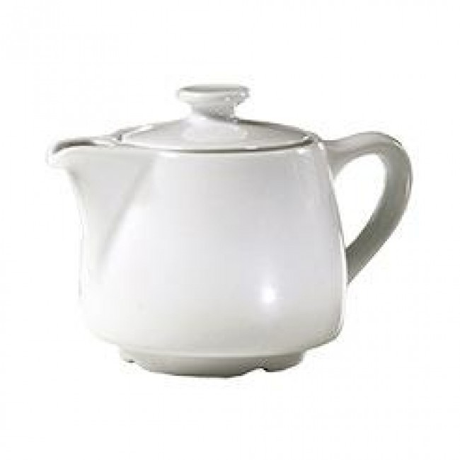 Porcelain teapot 12oz / 35cl white - Paris - Pillivuyt