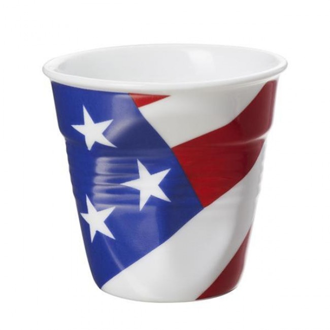 8cl USA crumpled tumbler - Expresso cup