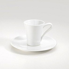 Porcelain tumbler 3oz / 8cl white - Vendôme - Pillivuyt