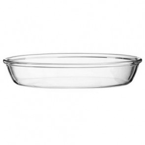 "Glass dish / bowl 15.4"" / 39cm transparent - Arcoroc"