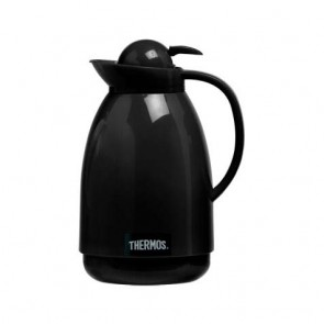 Stainless steel insulated carafe 34oz / 1L black