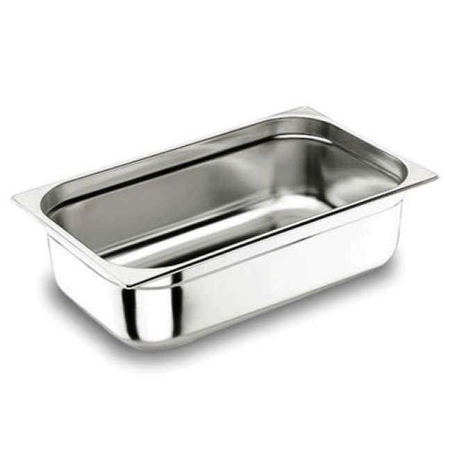 Stainless Steel Pierced Steamer Insert Gn 1 2 And Double Wall