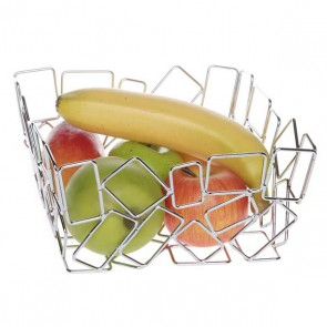 Fruit basket square 22cm x 22cm x 10,5cm - Recta - Cosy & Trendy